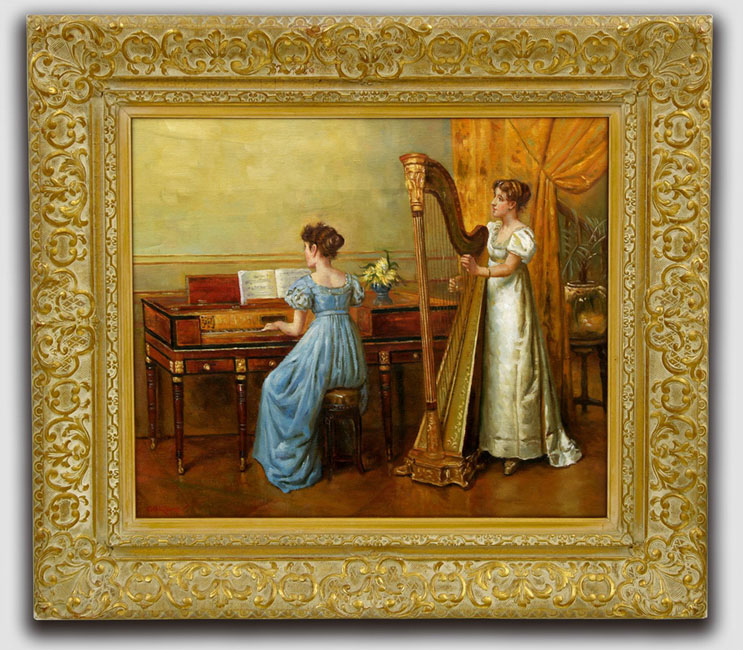 Classic Paintings Reproduction